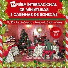 Feira de Miniaturas e Casinhas de Bonecas de Portugal