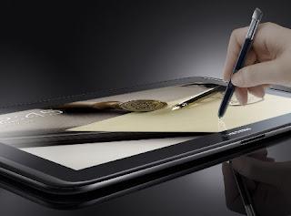 Samsung Siap Pasarkan Galaxy Note 10.1