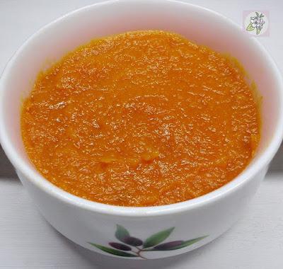 Dulce de Boniato o Batata.