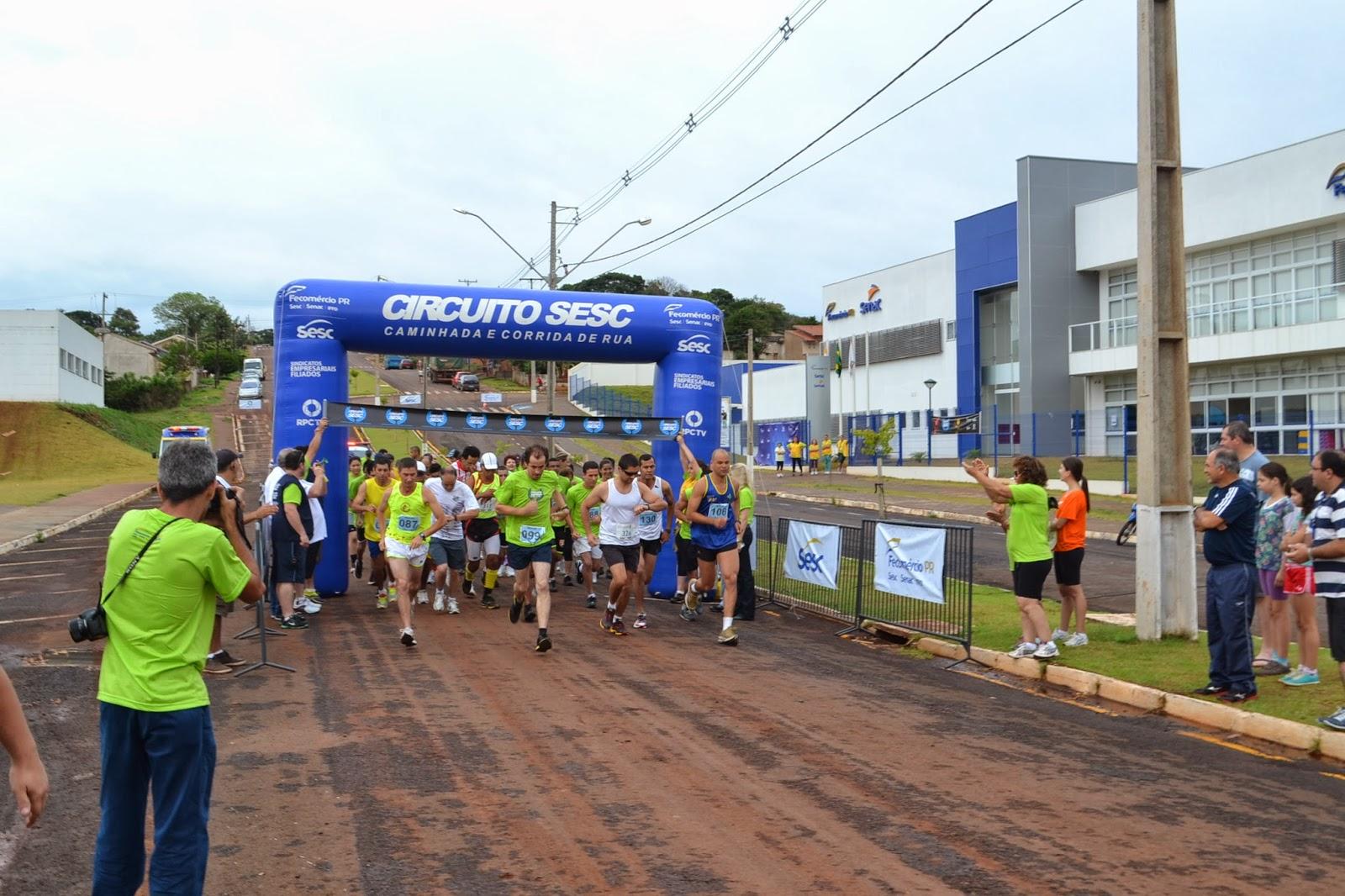 Circuito Sesc De Corridas Etapa Pelotas : Esporte in foco ivaiporã recebe pela ª vez etapa do