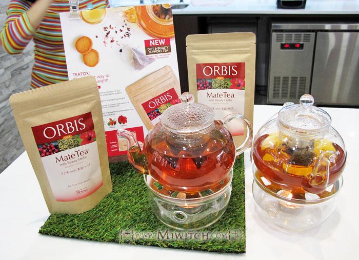 ORBIS, Mate Tea