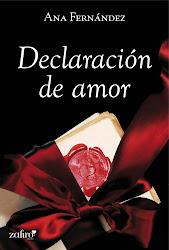 """""""Declaración de amor"""""""
