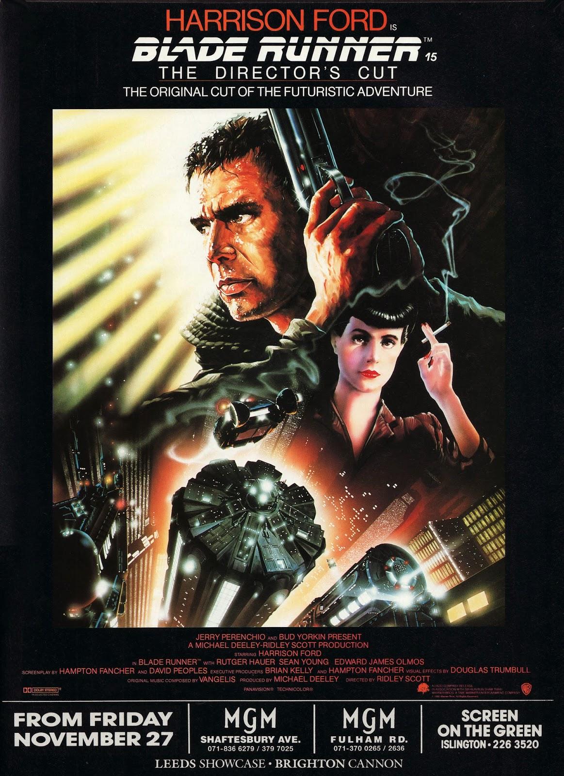 EMPIRE No.42 (Dec 1992) Blade Runner BlBladerunner_Empire4211