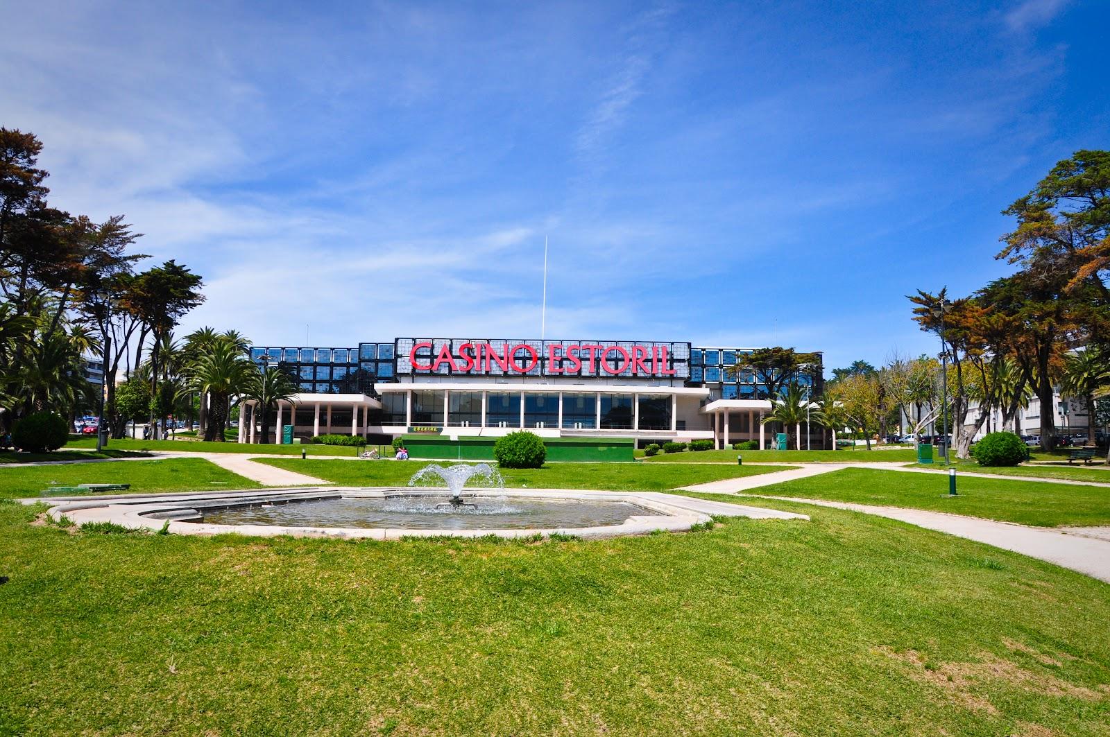 Казино Эшторила (Casino Estoril) описание и фото