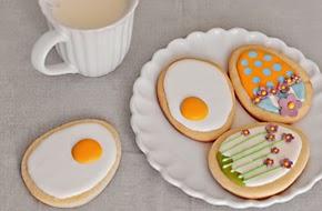 Huevos de Pascua al Limon
