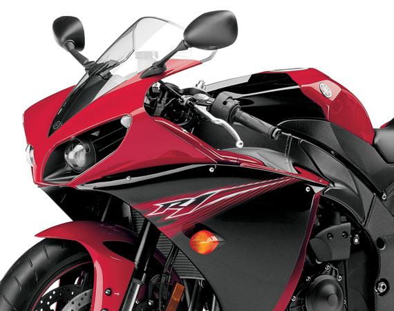 2013-YAMAHA-YZF-R1-Red