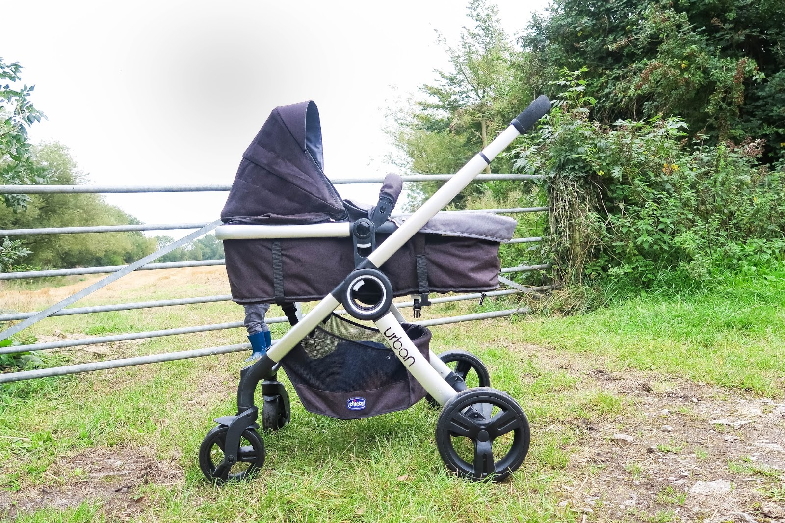 Chico Urban Travel System Pram and Pushchair Review