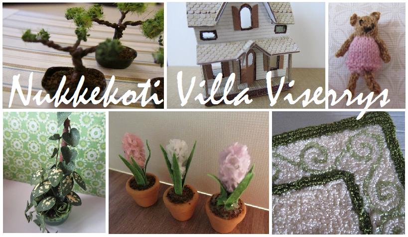 Nukkekoti Villa Viserrys
