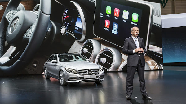 Apple CarPlay in BMW, Mercedes, Lexus, Volvo, Audi, Volkswagen and Porsche