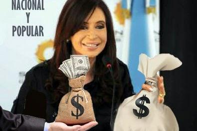 Los lujos de CFK en el discurso: Rolex y anillos de oro