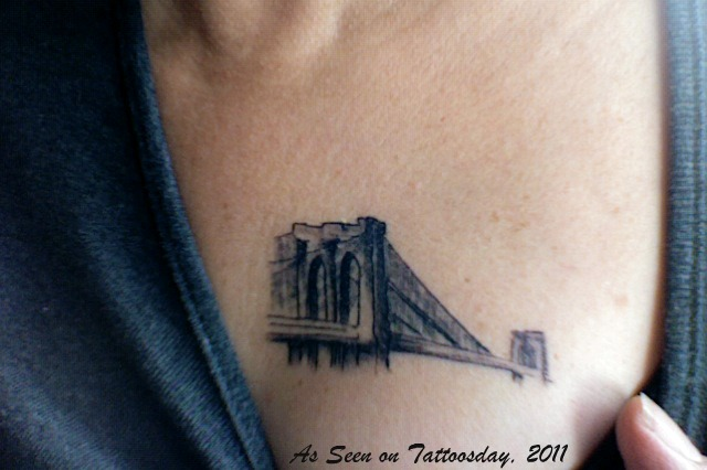 Tattoosday a tattoo blog because you can 39 t take the for Tattoo shop brooklyn