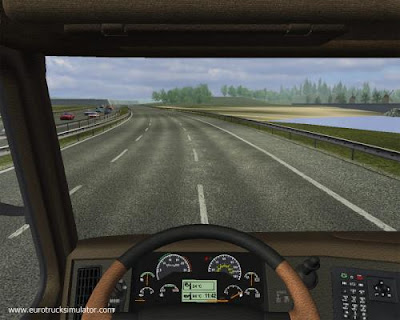 Euro Truck Simulator Pc
