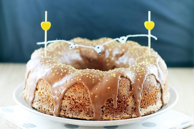 Gâteau Crousti Moelleux Noisette