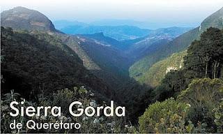 Sierra Gorda de Guanajuato, ANP, reserva, biosfera, queretaro, mexico
