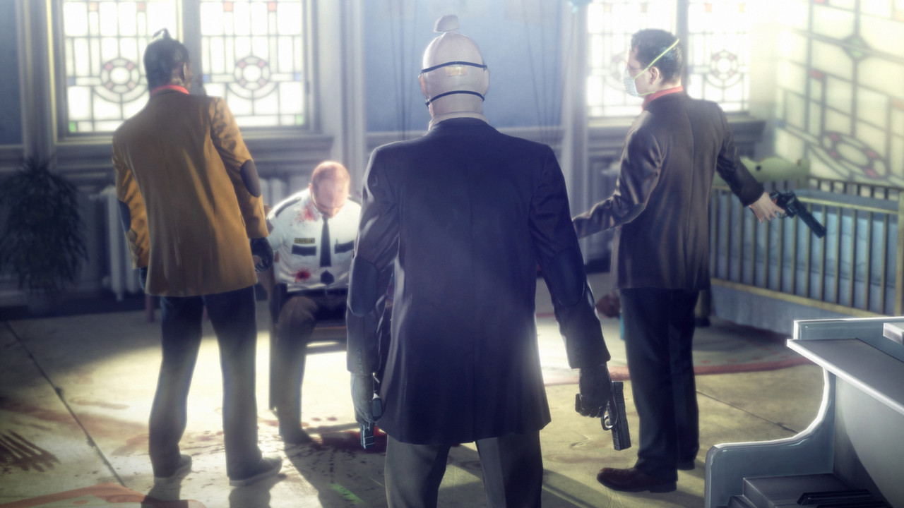 Hitman Absolution PC Game Free Download