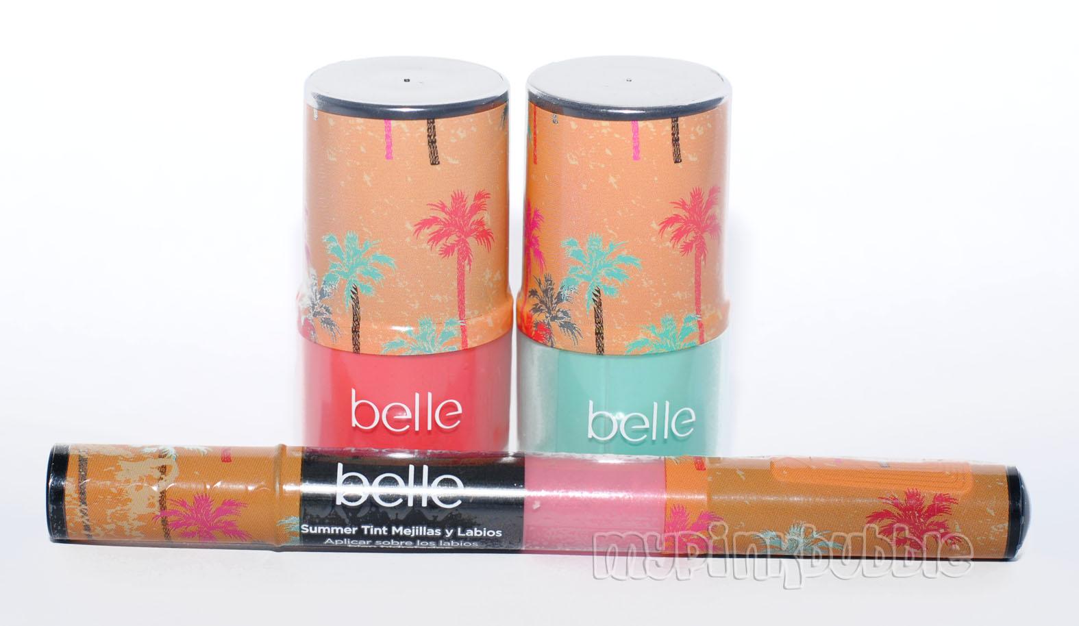 colección Tropicana de Belle