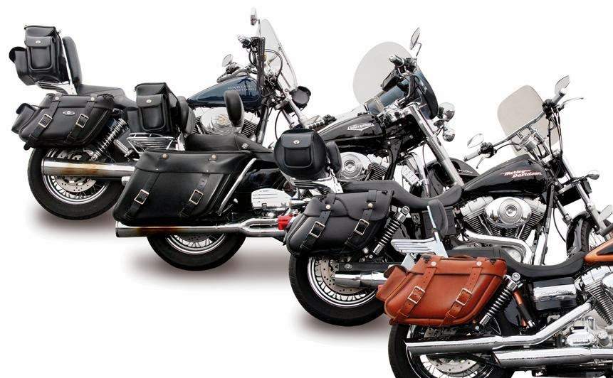 Basics Of Motorcycle Saddlebags For Beginners We