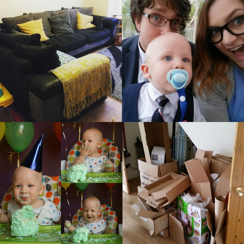 lifestyle, move, relocation, whenflowersfall, first birthday, smash cake