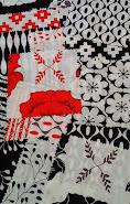 November mystery quilt fabrics