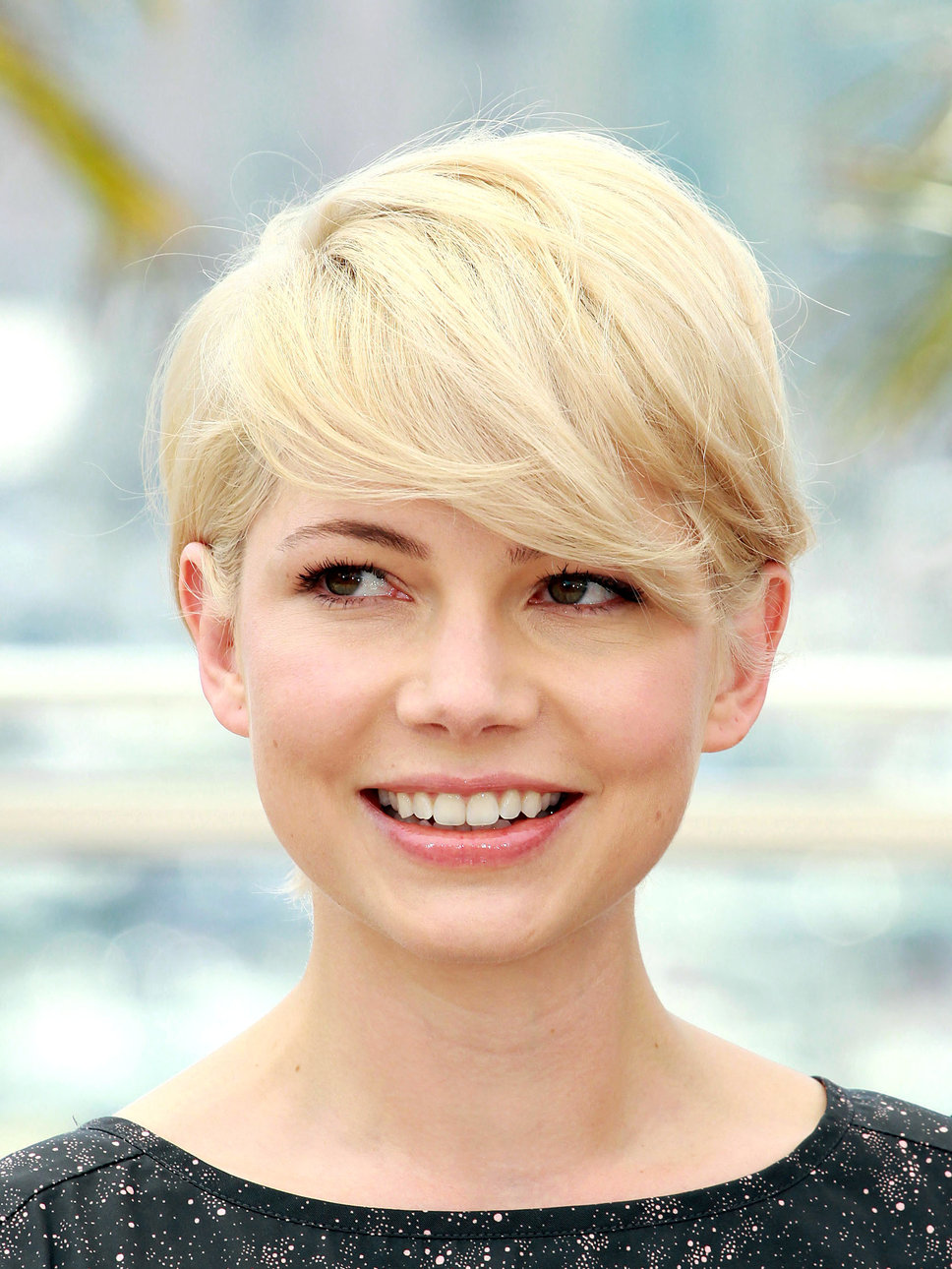 Labels Michelle Williams Michelle Williams Hairstyle