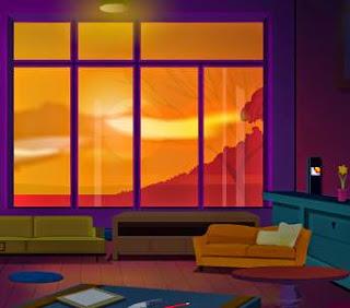 Juegos de escape Sun Shining Room Escape