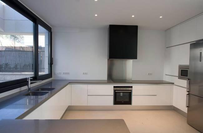 Las cocinas de ahora for Cocinas modernas grandes