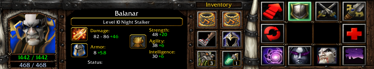 Items When The First Night