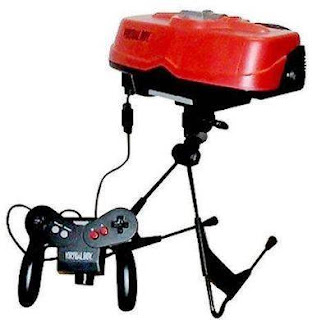Nintendo Virtual Boy Fail