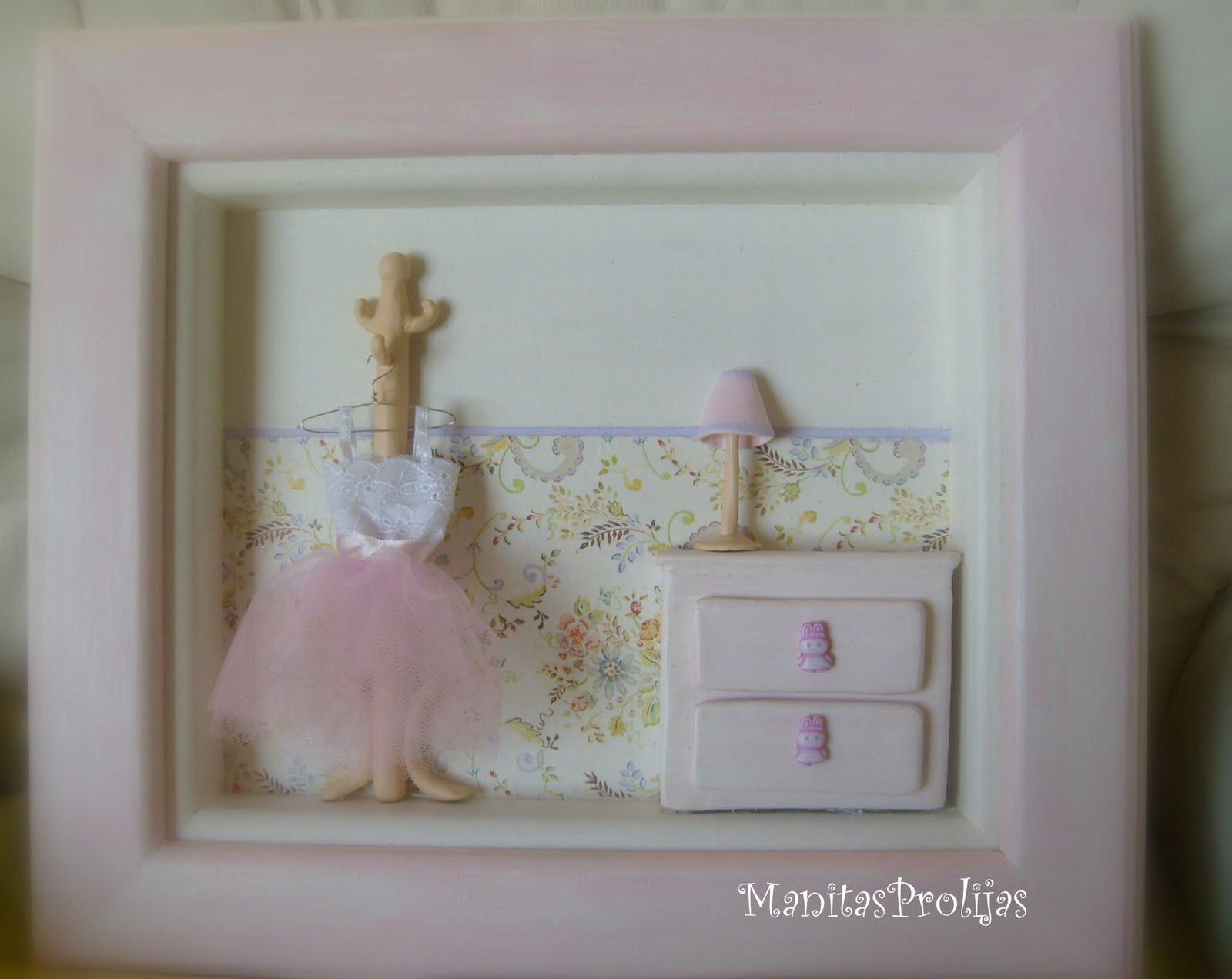 Dormitorio para futuras bailarinas trendy children blog - Cuadro habitacion bebe ...