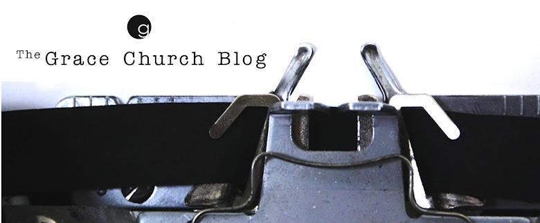 Grace Church Blog
