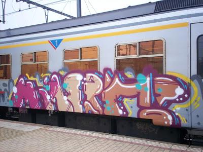 train writer