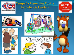 CAMPAÑA PREVENTIVA CONTRA EL BULLYING.