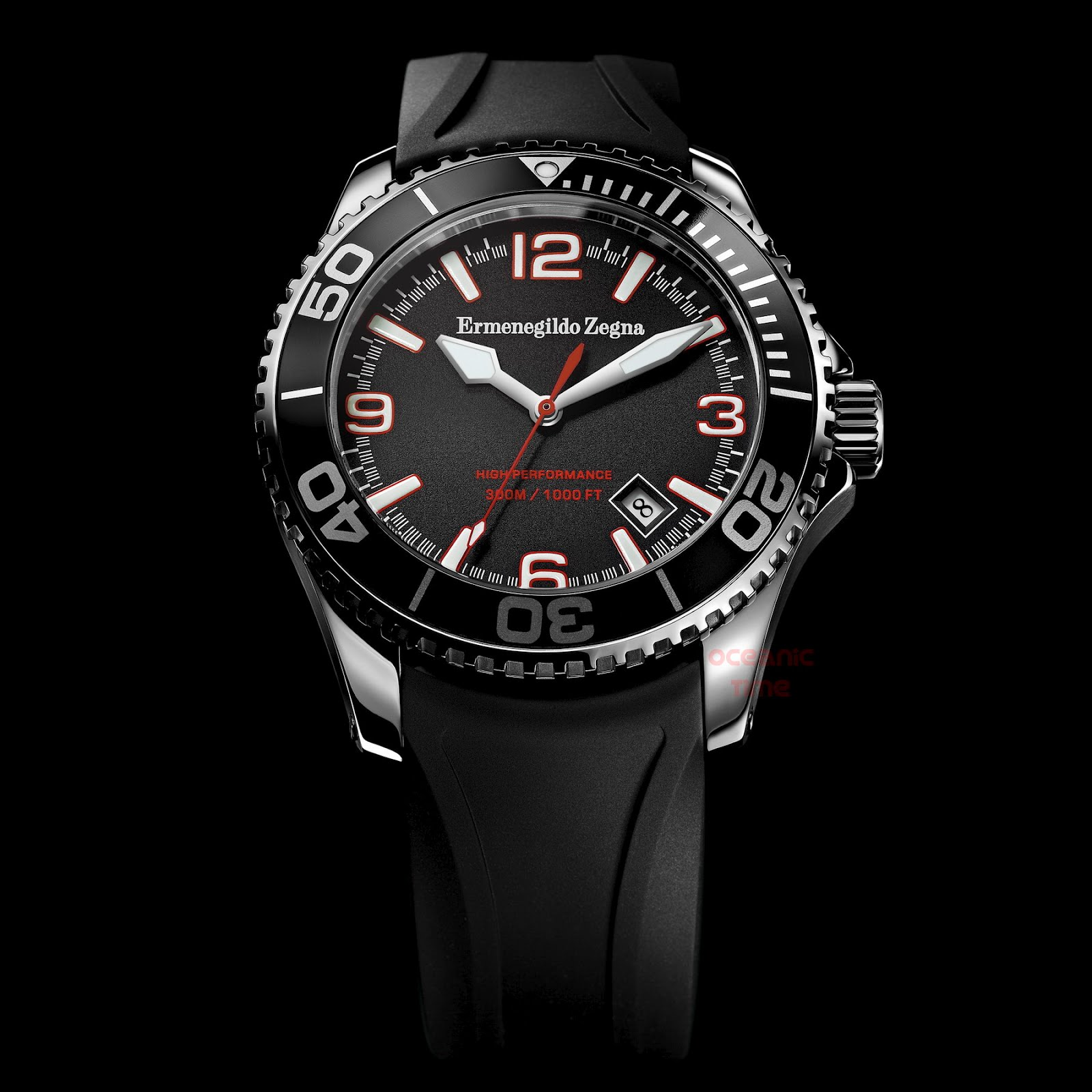 zegna high performance sea diver