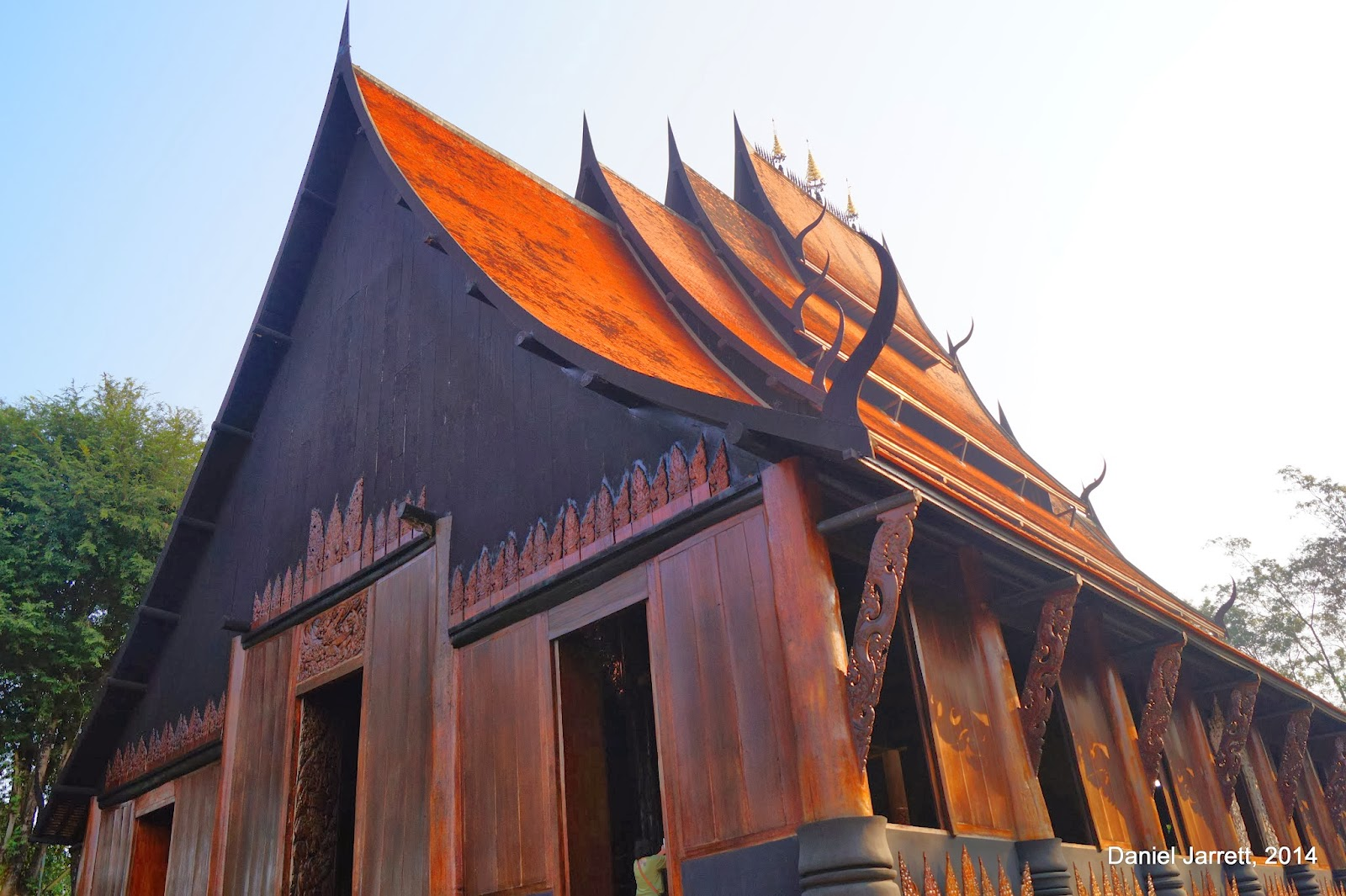 Baan Si Dum - The Black House Chiang Rai