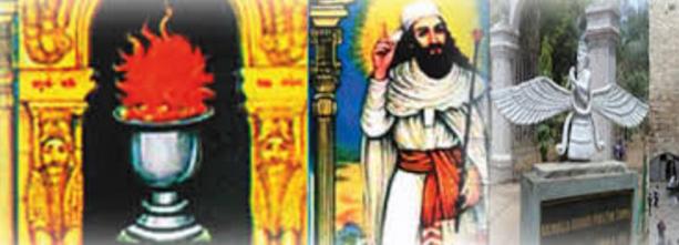 Happy Parsi Nav Varsha