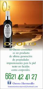 aceite de macademia con ozono