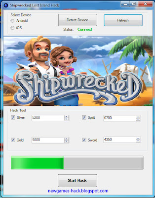 Shipwrecked Lost Island Hack Tool - Android and IOS | The best and
