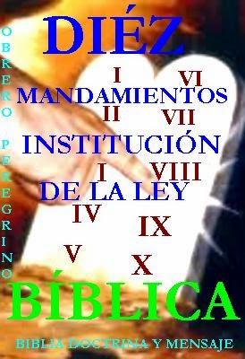 TERCER MANDAMIENTO DE LA LEY BÍBLICA