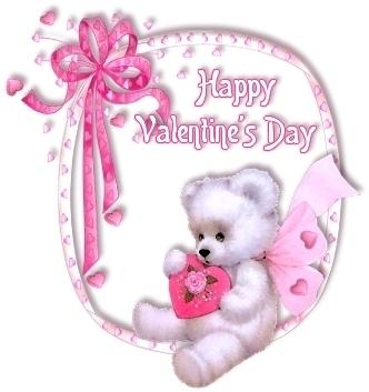 Kartu Ucapan Valentine 2012