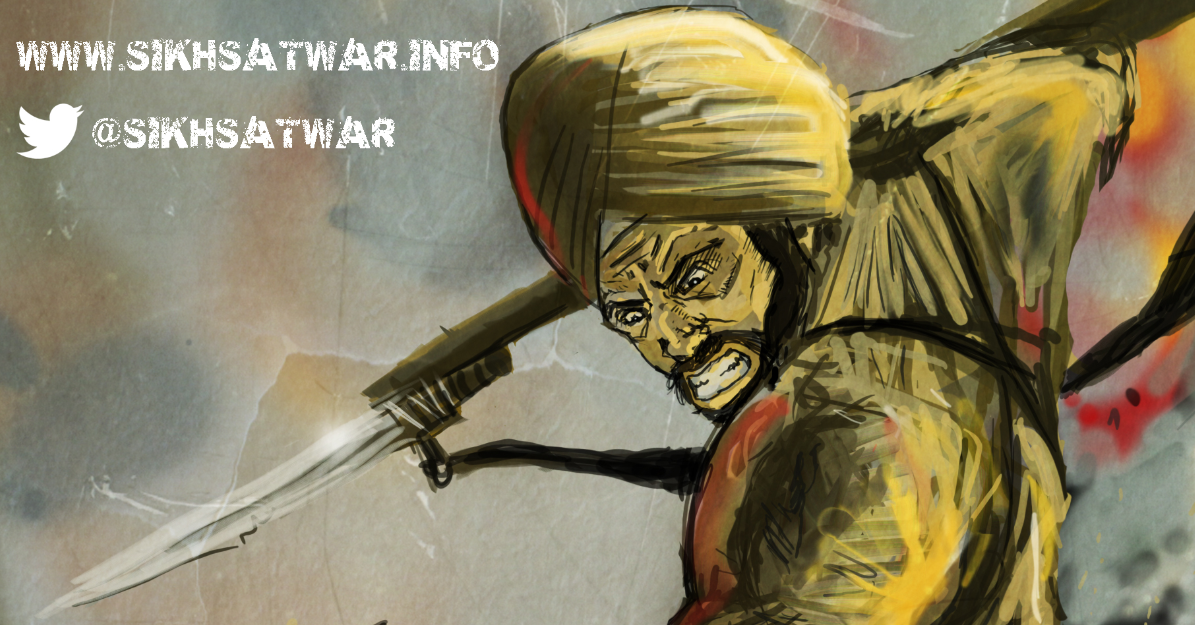 """Sikhs At War"""