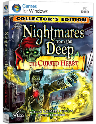 Nightmares from the Deep: The Cursed Heart Collector's Edition [PC] [Español]