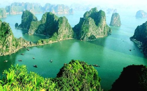 ha long cruises tours in vietnam
