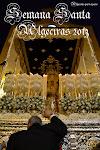 Cartel Semana Santa en Algeciras paso a paso