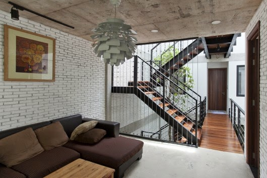Minimalist and Modern Home of B House in Ho Chi Minh, Vietnam | Best ...