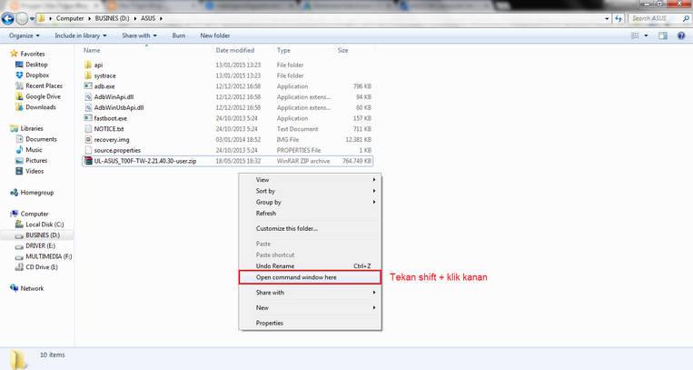 Cara Mudah Flash/Instal Ulang Hp Asus Zenfone 5 dan 6 ...
