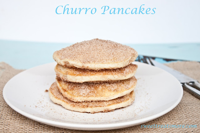 how to make thick churros