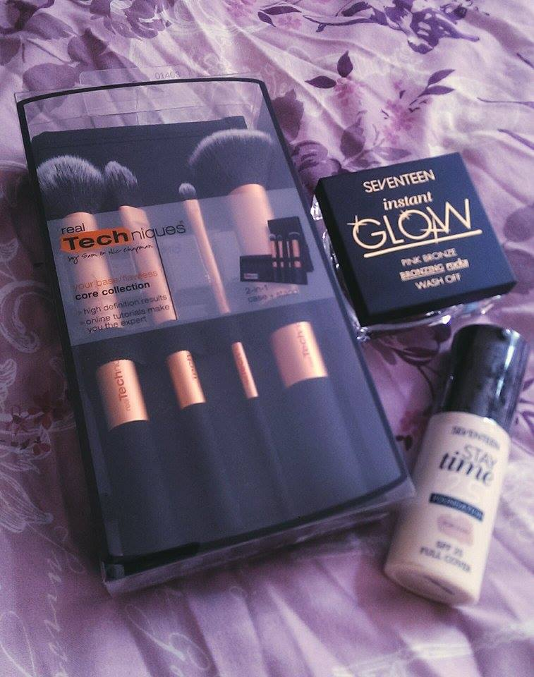lebellelavie - A mini click & collect haul from Boots