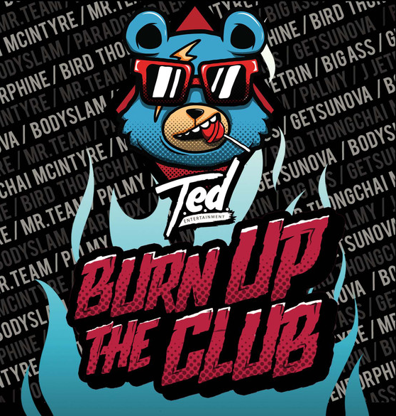 Download [Mp3]-[Hot New Album] อัลบั้มเต็ม Burn Up The Club [Solidfiles] 4shared By Pleng-mun.com