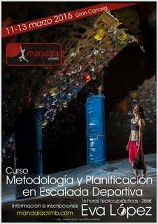Curso en G. Canaria (única edición en 2016)