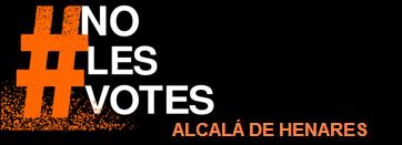 nolesvotes: Alcalá de Henares